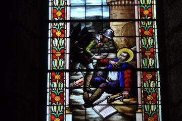 La blessure de saint Ignace