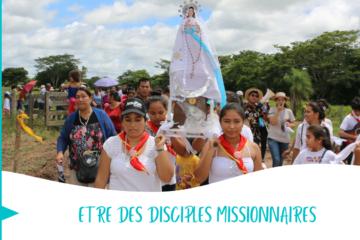 Etre disciples missionnaires